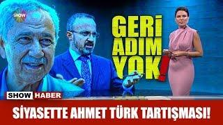 Siyasette Ahmet Türk tartışması!