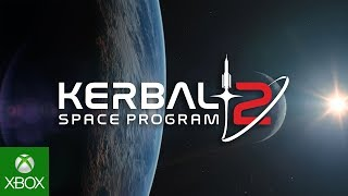 Kerbal Space Program 2 - Official Cinematic Announcement Trailer