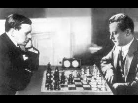 Vzorová partie Aljechin - Koenig 1922 - analýza Robert Cvek