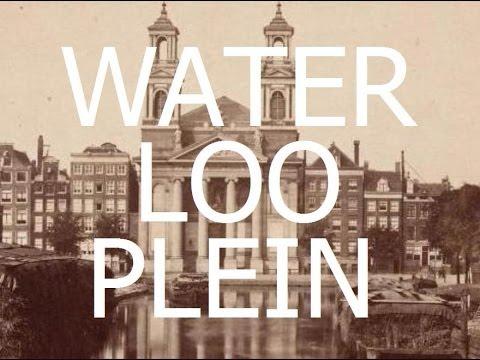 Waterlooplein: de geschiedenis - Waterloopleinmarkt, Muziektheater, Stopera, markt, groei Amsterdam