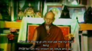 CHOD MELODIES (Part 3) by KYABJE ZONG RINPOCHE