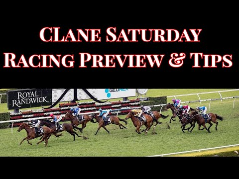 Saturday Randwick Raceday Preview & Tips 6/6/2020