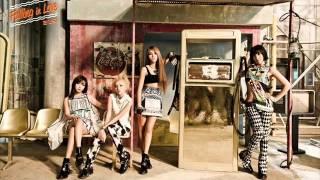 2NE1 - Falling In Love [Chipmunk+Speed Up Ver.]