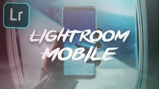 Lightroom CC Mobile: KAATIL EDITING! | BEST Photo Editing App 2018 (Hindi)