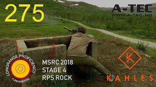 Longrange blog 275: MSRC 18 stage 4, RPS rock