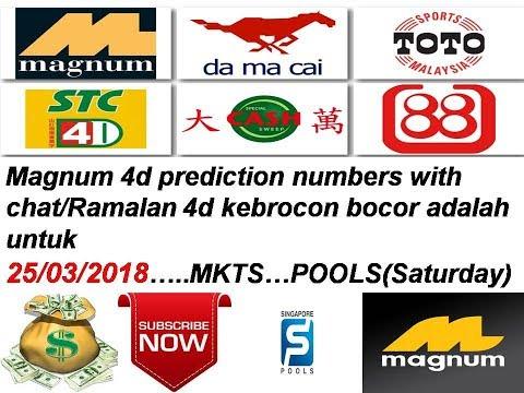 Full Download] 4d Prediction Nombor Bocor Adalah 14 01 2018