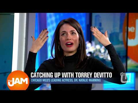 Torrey DeVitto Talks Chicago Med, One Tree Hill and Her Love Life