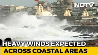 Cyclone Vayu Won't Hit Gujarat, Changes Course Overnight