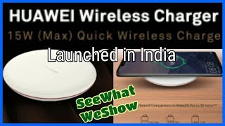 HUAWEI Wireless Charger 15W (Max)