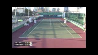 Gil/ Struvay v Gómez/ Zhu | ITF Portimao 2019 Doubles Quarterfinals