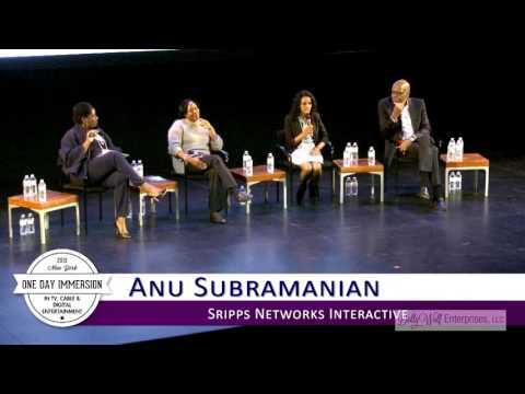 One Day Immersion 2015 - Panel 2 - Scripps Networks