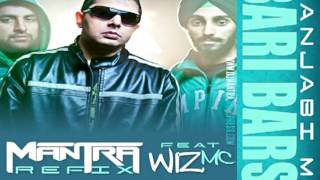 Panjabi MC - Bari Barsi [Dj Mantra Refix Ft. Wiz MC] PMC Tribute