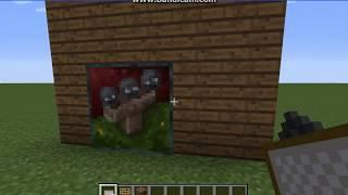 Cara Membuat Lukisan Tembus Di Minecraft