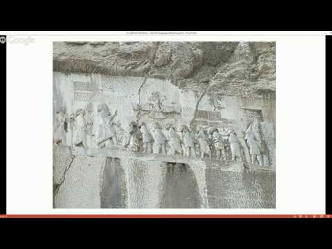 CBI Online Learning:  A Tour of the Semitic Languages Part 1