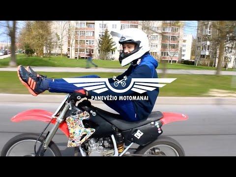 Panevėžio Motomanu sezono atidarymas 2015