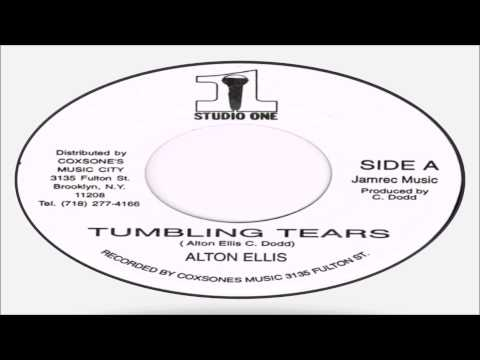 Alton Ellis-Tumbling Tears (Studio One Records) Jamrec Music