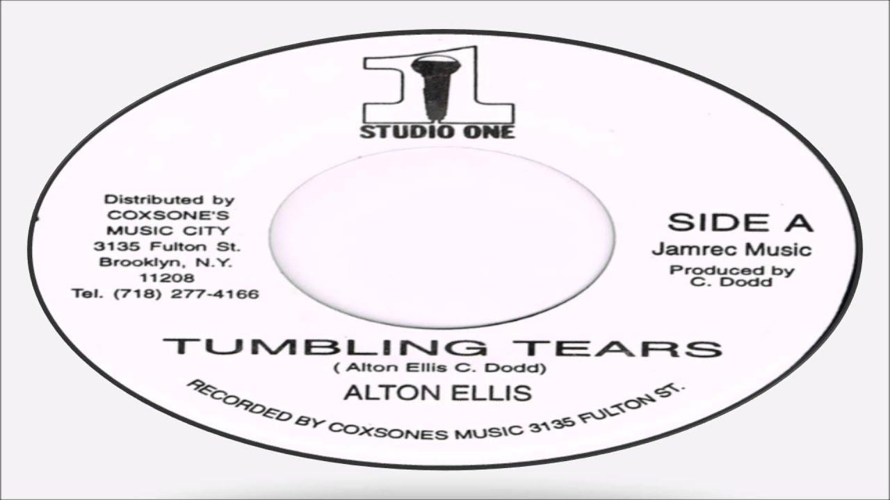 Alton Ellis-Tumbling Tears (Studio One Records) Jamrec Music