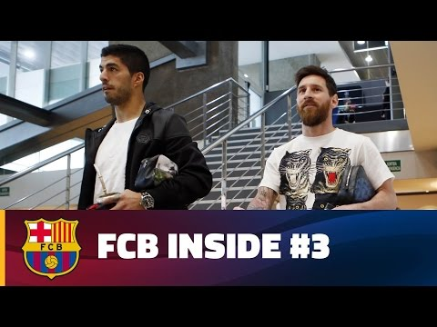 The week at FC Barcelona #3