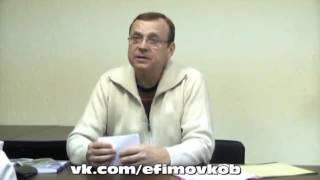 Виктор Ефимов  об открытии академика Уголева А. М. в области питания Человека