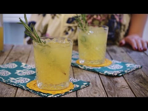 How to Make Spicy Lemon Ginger Switchels | Drink Recipes | Allrecipes.com