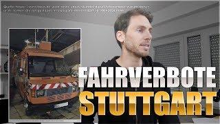 Diesel Fahrverbote Stuttgart Spezial | Oli