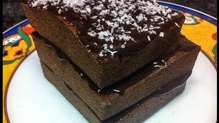 Six Layer Chocolate Cake (Macro Friendly)