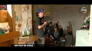 Hip hop en Chile: rap con crítica social que día a día gana adeptos - CHV NOTICIAS