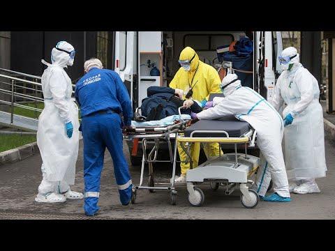 Заполнены больницы, число заразившихся растет, новые антирекорды. COVID-19 в Питере