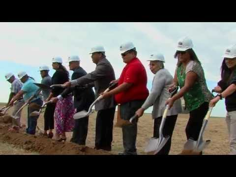 Cheyenne and Arapaho R.E.Sp.E.C.T. Complex Groundbreaking