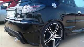 Peugeot 206 xs Tuning...il sogno prende vita