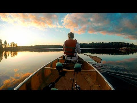 What It's Like Camping The Boundary Waters