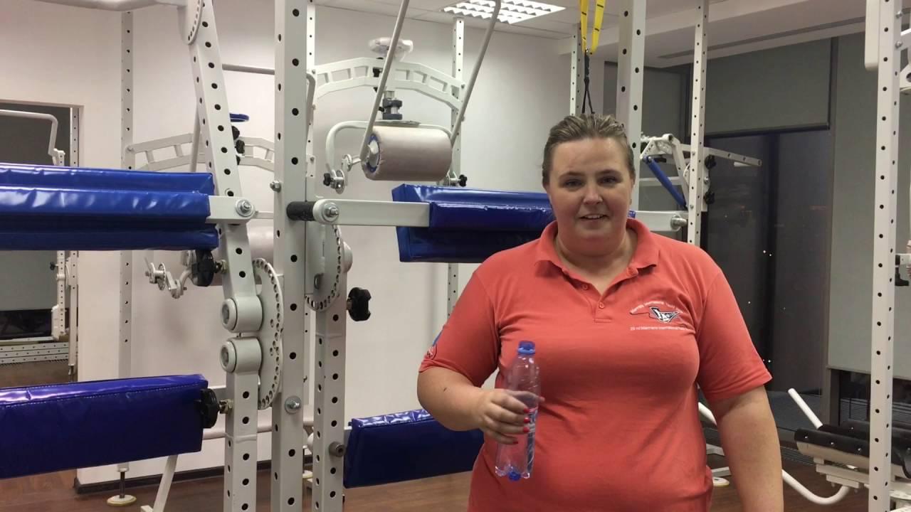 Боли в спине. Физическая реабилитация + похудение. Новая невероятная методика!!! ОТЗЫВ!!