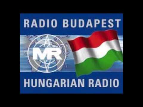 RADIO BUDAPETS HUNGRIA - ULTIMA EMISIÓN EN ESPAÑOL EN LA ONDA CORTA
