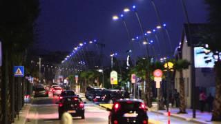 Illuminazione urbana e stradale a led iguzzini