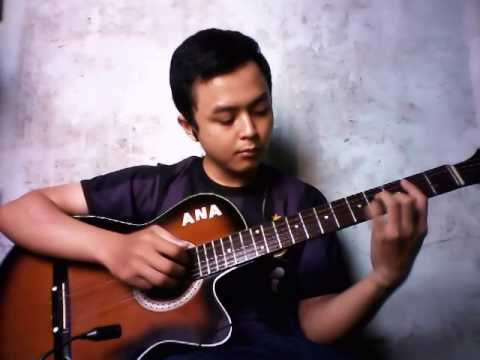 Utopia - Hujan (Fingerstyle cover by Ana)