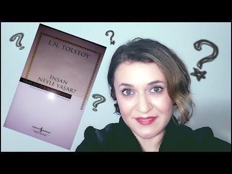 İnsan Neyle Yaşar? Kitap Önerisi / L.N.Tolstoy / Rus Edebiyatı / Dünya Klasikleri