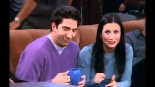 Friends bloopers season 6