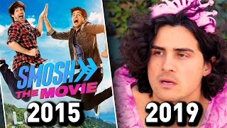 From Smosh Movie to Disney Princess