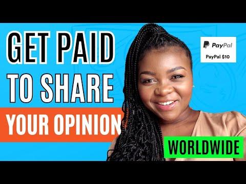 NEW! Free Website To Make Money Online 2021| Legit Paying Surveys
