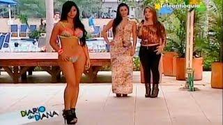 Video Eliana esta de Moda // Desfile Ropa interior Divina Tentación 29 Dic 2011. download MP3, 3GP, MP4, WEBM, AVI, FLV Juni 2018