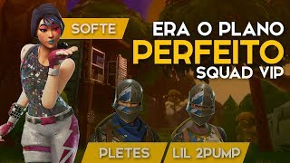 PERFECT PLAN-SQUAD VIP-8 KILLS-446 WINS (Fortnite Battle Royale free) [EN-BR]-Softe