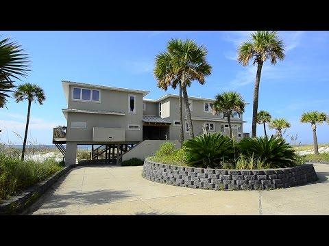 "Miramar Beach Florida 6BR Gulf Front Rental Home - ""Over the Rainbow C"""