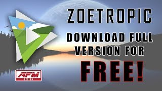 Gambar cover Zoetropic Full Version Free Download for Android [BM]