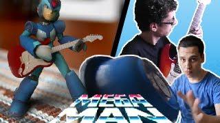 Megaman - Stop Motion Music