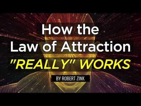 Here's How the Law of Attraction Really Works (Learn from a Pro)