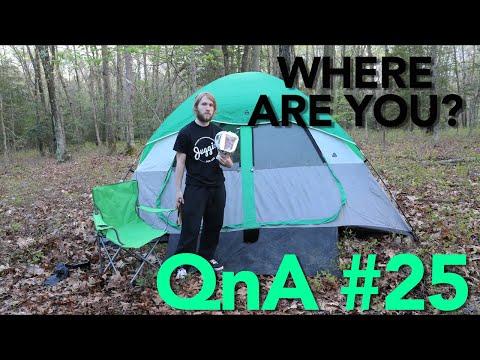 WHERE ARE YOU? | QnA #25