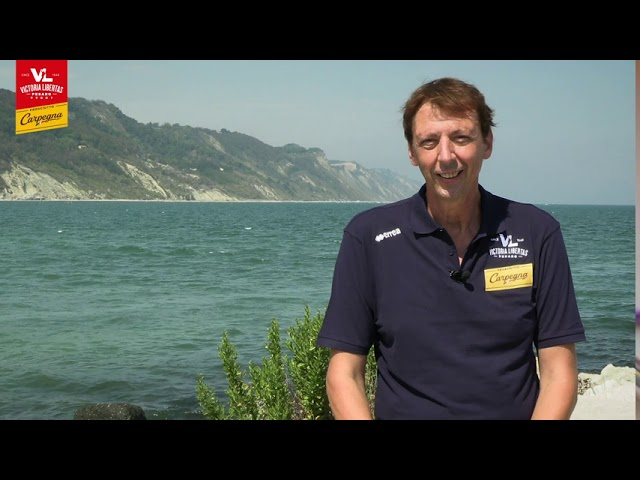 #VLFastBreak - Walter Magnifico su Pesaro e vita privata 💛🏀⚪🔴