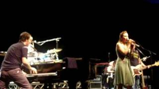 "Ben Folds and Sara Bareilles ""You Don't Know Me"" live at the Palladium in Hollywood 5.20.2009"
