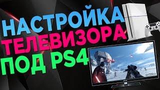 Як налаштувати телевізор для PS4 SLIM