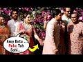 Akash Ambani BIG FIGHT With Mom Nita Ambani On His Wedding   Caught On CAMERA